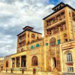 روایت سردرهای کاخ گلستان در بستر تاریخ